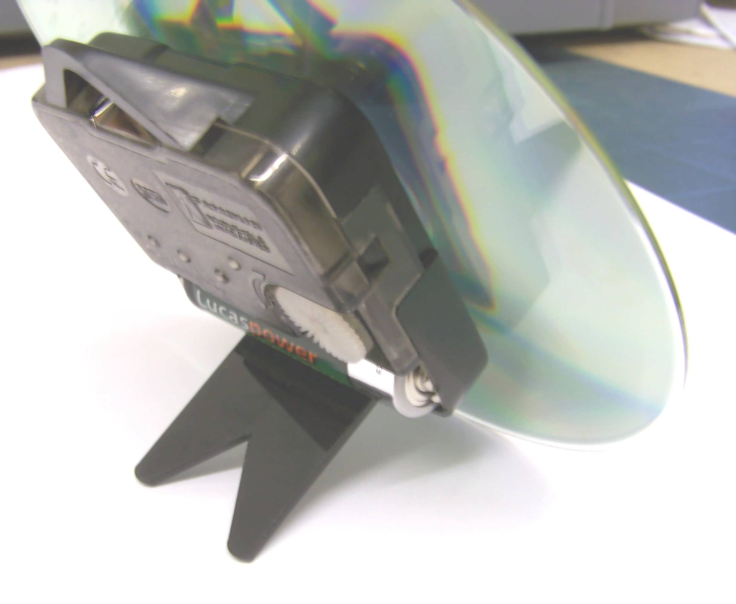 cd stand clip on