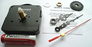 Clock Repair Pack